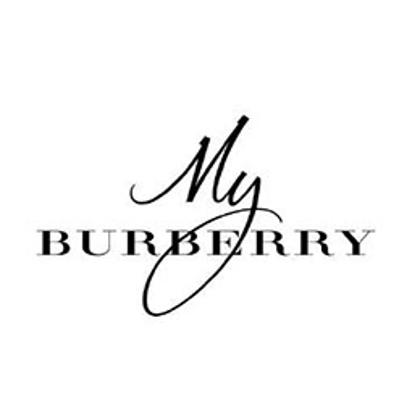 ブランド My Burberry 用の画像